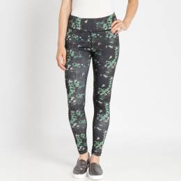 Avalanche Essential Yoga Pants in Camo