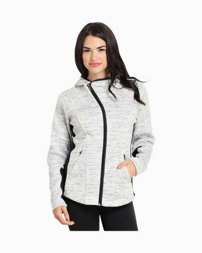 Zip-Up Hooded Jacket