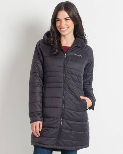 Classic Long Puffer Jacket