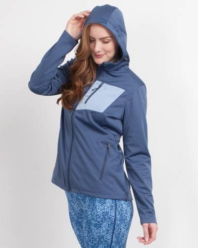 Indigo Rain Jacket