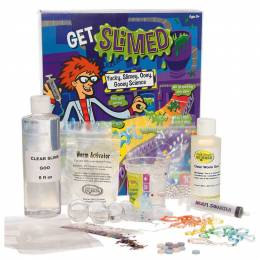 Be Amazing! Toys Get Slimed Science Kit