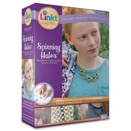 Linkt Spinning Halos Jewelry Craft Kit