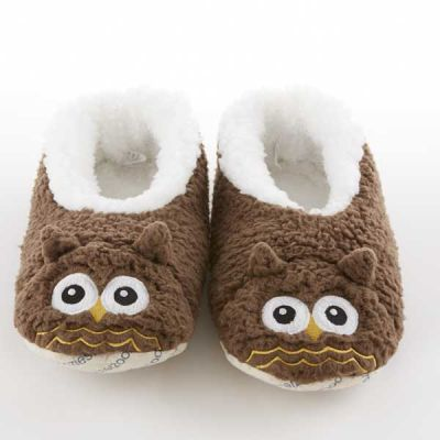 Owl Sherpa Snoozies
