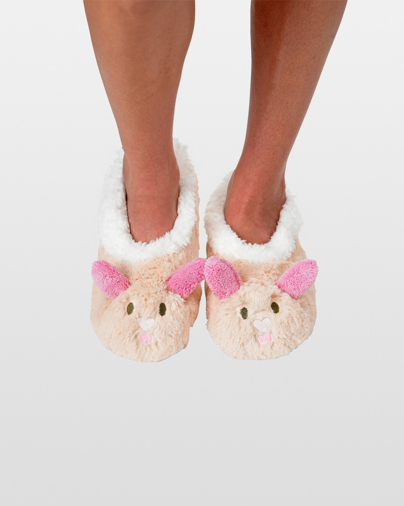 Snoozies Women's Bunny Animal Snoozies