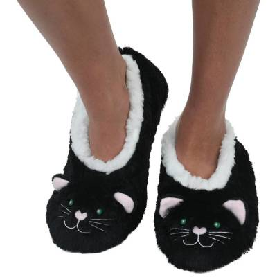 Women's Cat Animal Snoozies