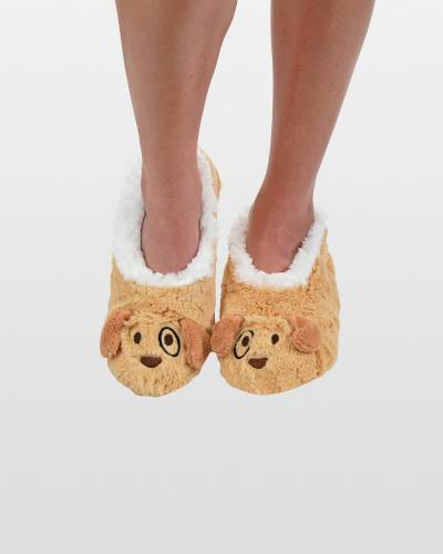 Women's Puppy Animal Snoozies