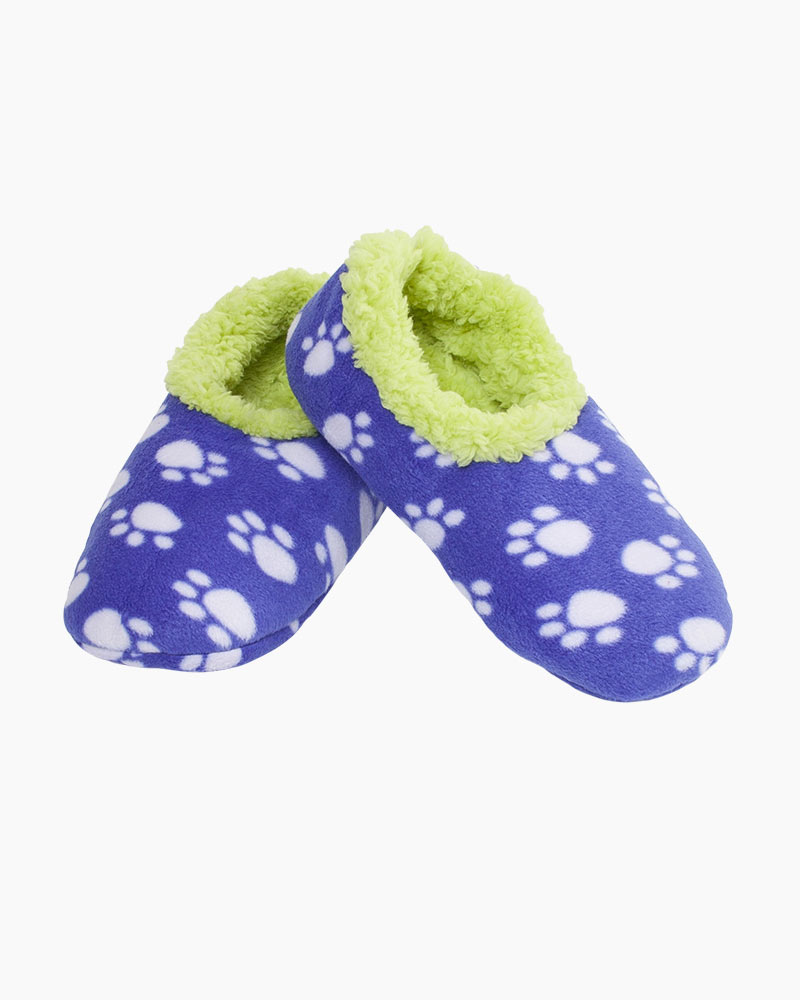 Snoozies Dog Paws Snoozies Slippers