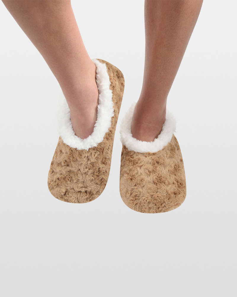 Snoozies Camel Rose Snoozies Slippers