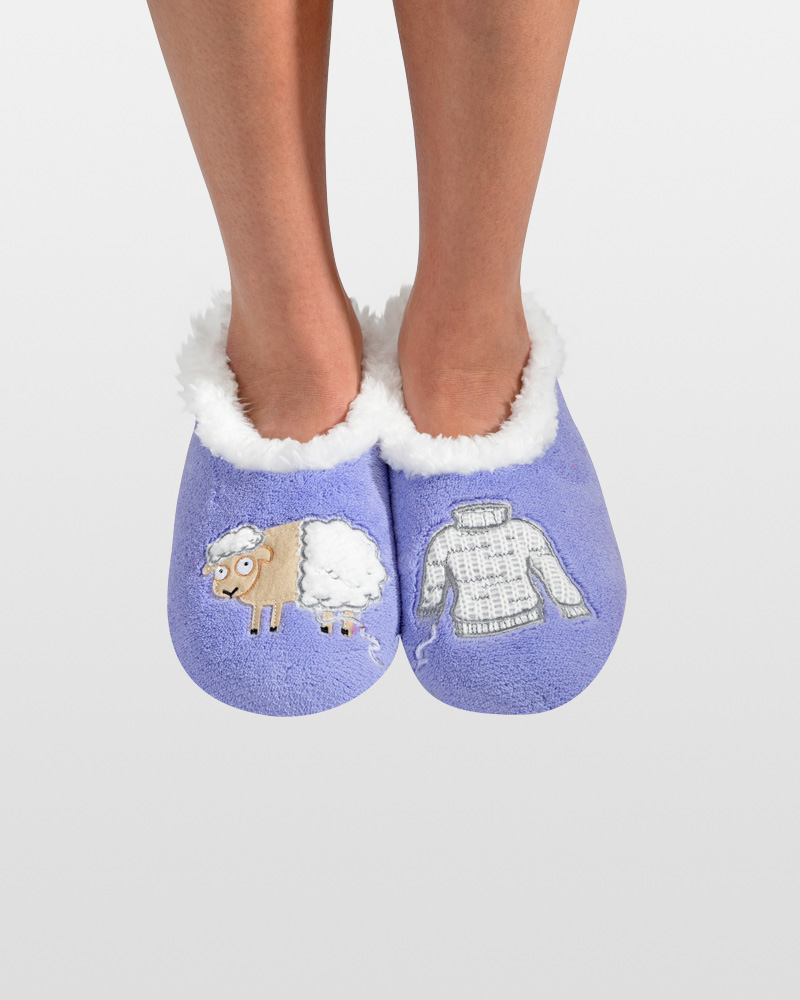 Snoozies Sheep/Sweater Snoozies Slippers