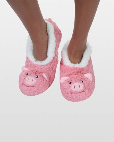 Women's Pig Foot Pals Snoozies