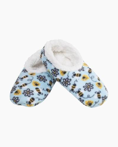 b5e236a2f9b Snoozies Women s Tried and True Snoozies in Bow Tie Cats