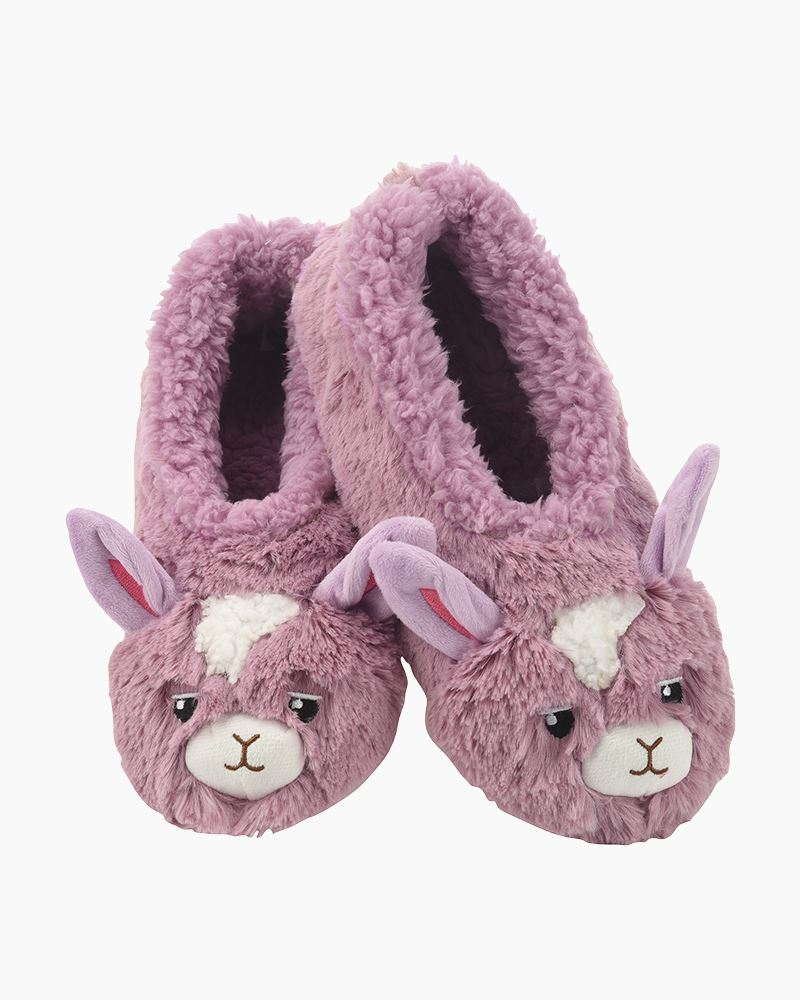Snoozies Womens Furry Foot Pals