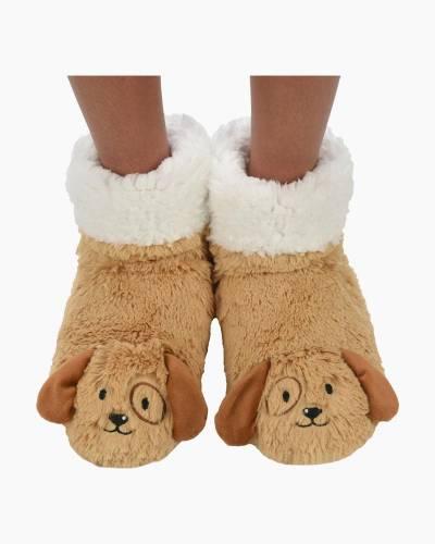 Puppy Women's Furry Animals Booties