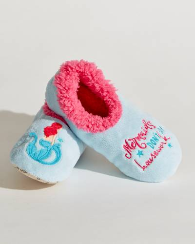 Mermaid Women's Simply Pairables Snoozies