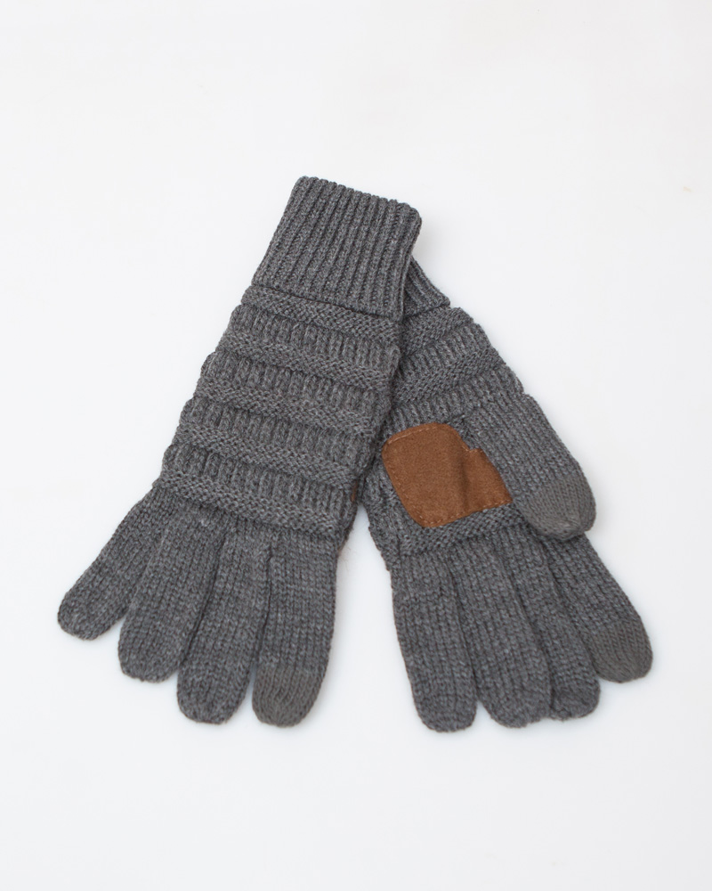 C.C Knit Tech Gloves