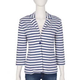 Complements Blue Striped Blazer