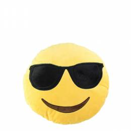 Top Trenz Sunglasses Emoji Mini Pillow