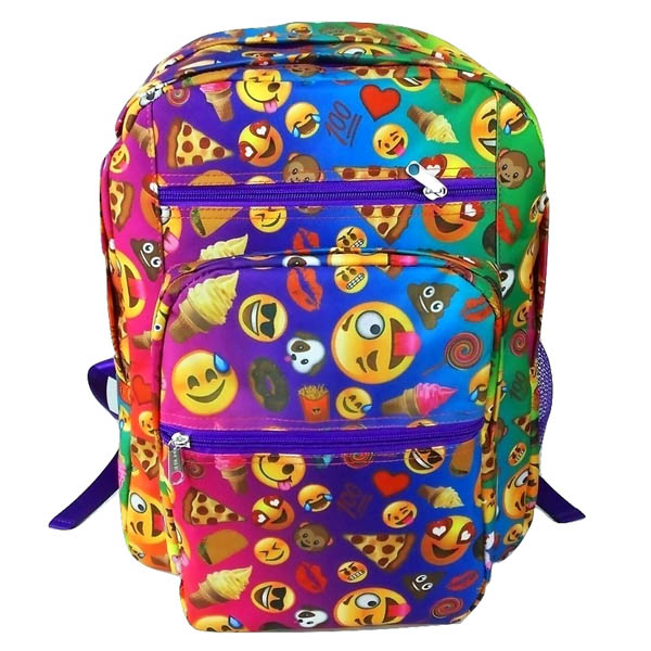 Top Trenz Emojicon Backpack