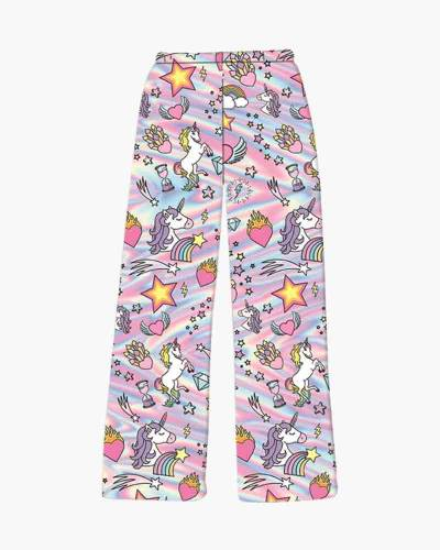 Unicorn Couture V2 Fuzzy Lounge Pants