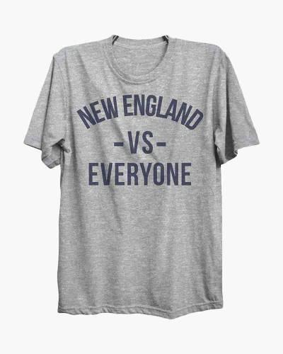 Men's New England Vs Everyone Tee