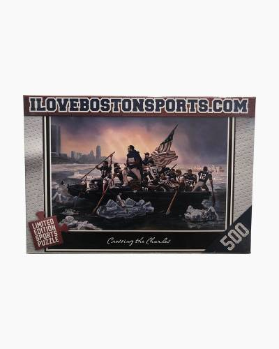Crossing the Charles Jigsaw Puzzle (500 pieces)