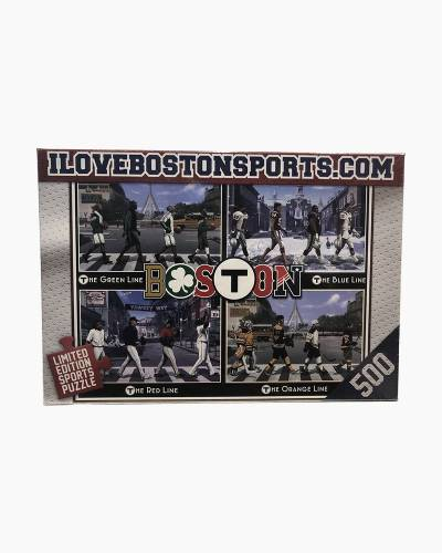 T-Pass Jigsaw Puzzle (500 pieces)