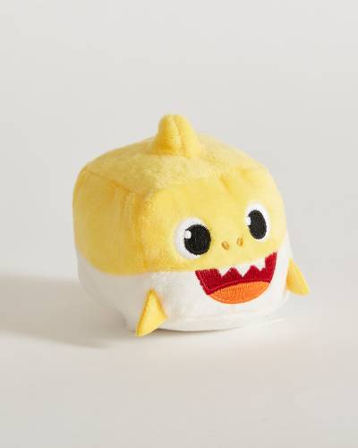 Baby Shark Mini Cube Official Song Plush