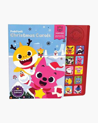 Christmas Carols Sound Book
