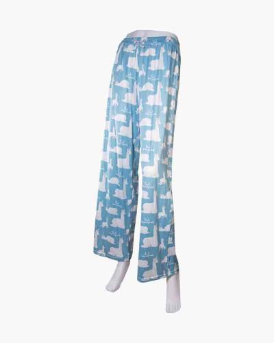 Sleepy Llama Pajama Pants