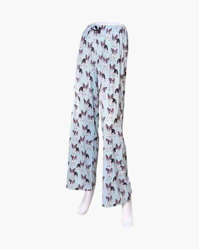 Glasses Dog Pajama Pants
