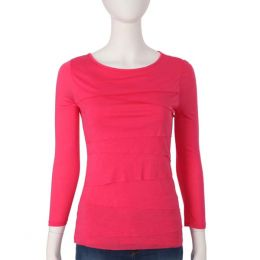 Spense Knits Coral Layers Top