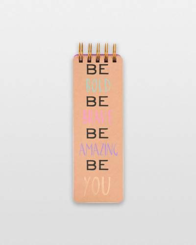 Be You Memo List Pad