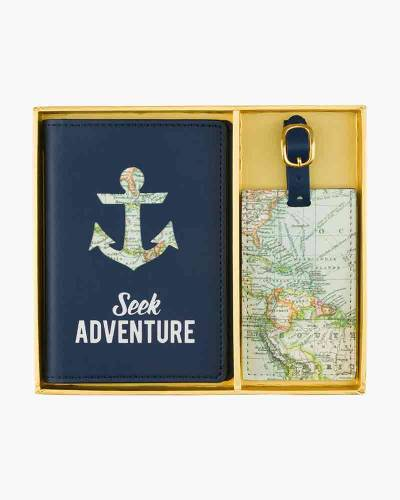 Seek Adventure Travel Gift Set