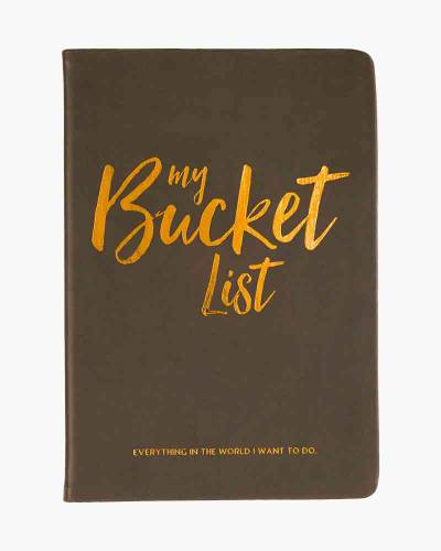 Guided Bucket List Journal