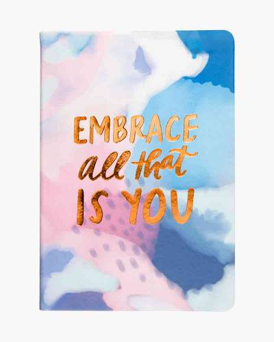 Embrace You Gilt Edge Lined Journal