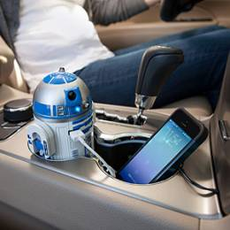 Think Geek R2-D2 USB Car Charger