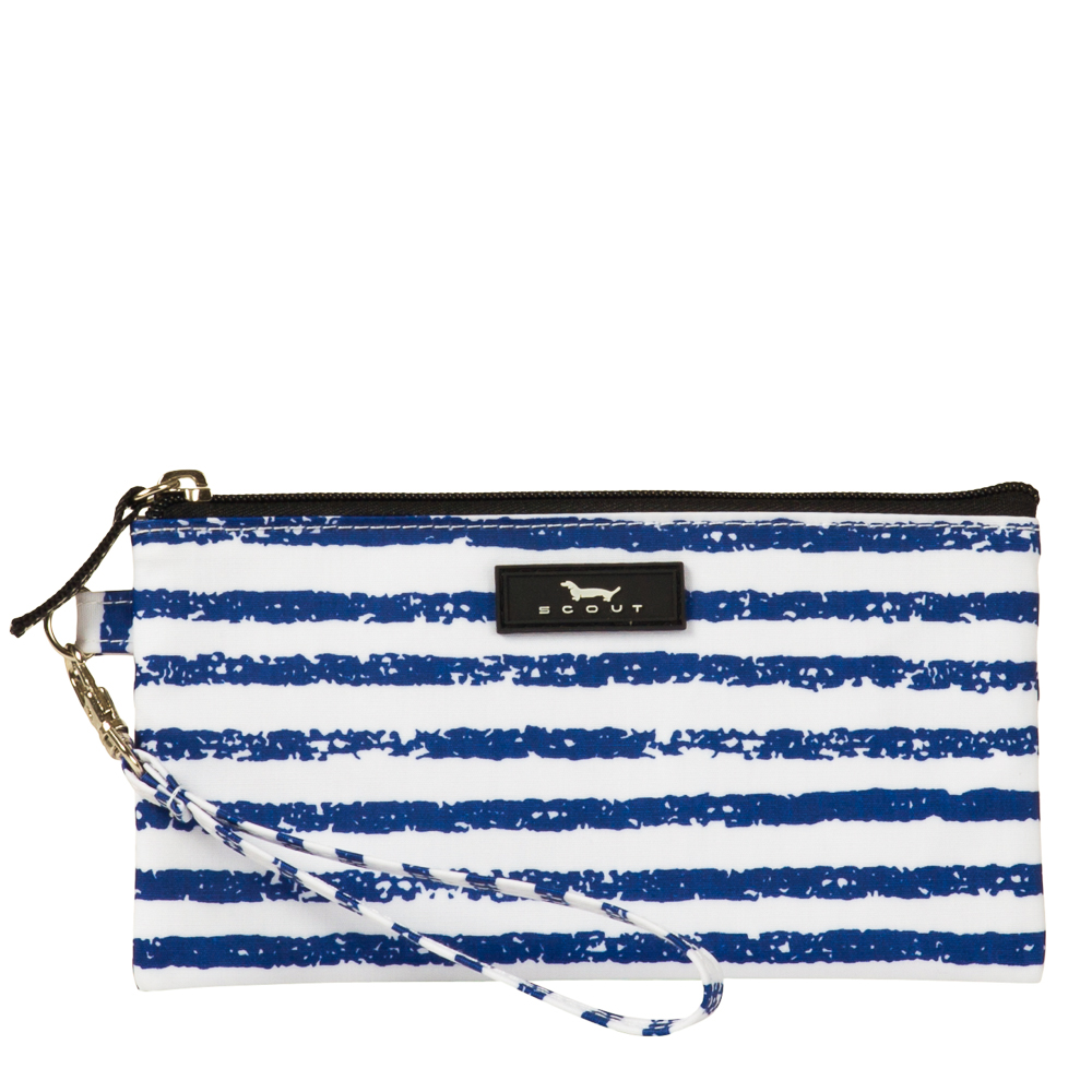 Scout Kate Wristlet in Chalk the Line