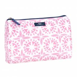 SCOUT Packin' Heat Cosmetic Bag in Compass Rose