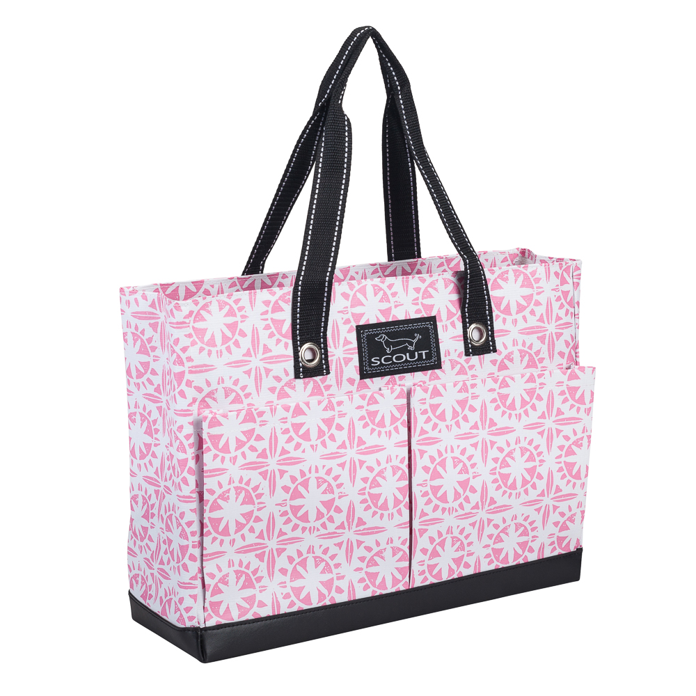 Scout Uptown Girl Tote in Compass Rose