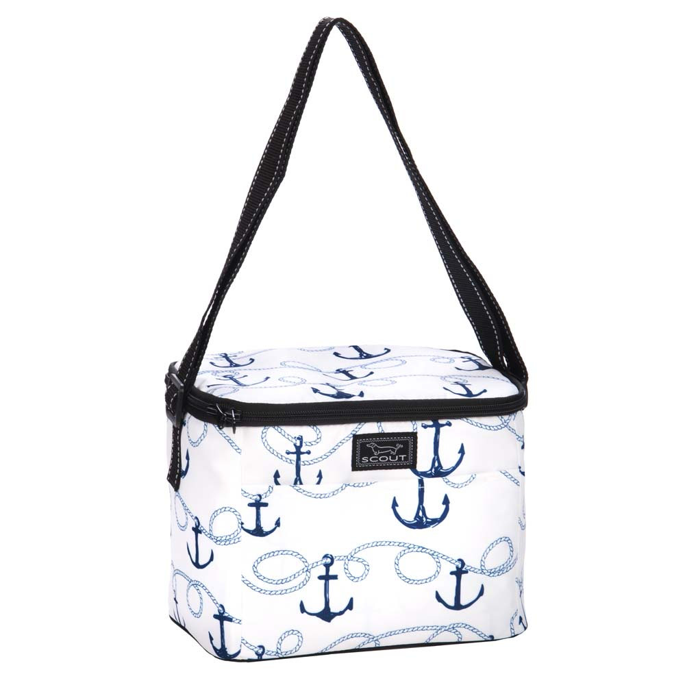 Scout Ferris Cooler Lunch Bag in Feeling Nauti