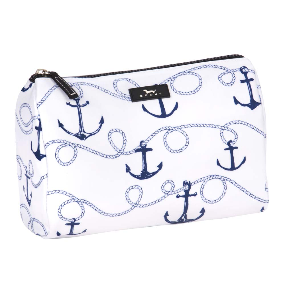 Scout Packin' Heat Cosmetic Bag in Feeling Nauti