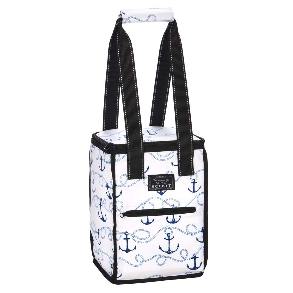 Scout Pleasure Chest Picnic Cooler in Feeling Nauti