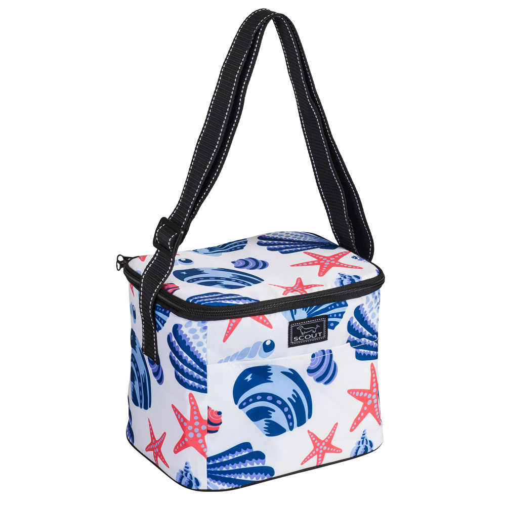 Scout Ferris Cooler Lunch Bag in Sandy