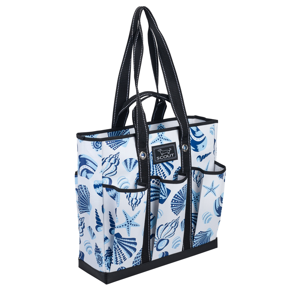 Scout Pocket Rocket Tote in Shelly