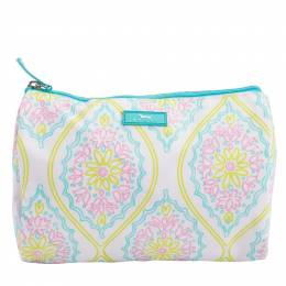SCOUT Packin' Heat Cosmetic Bag in Keylime Cabana