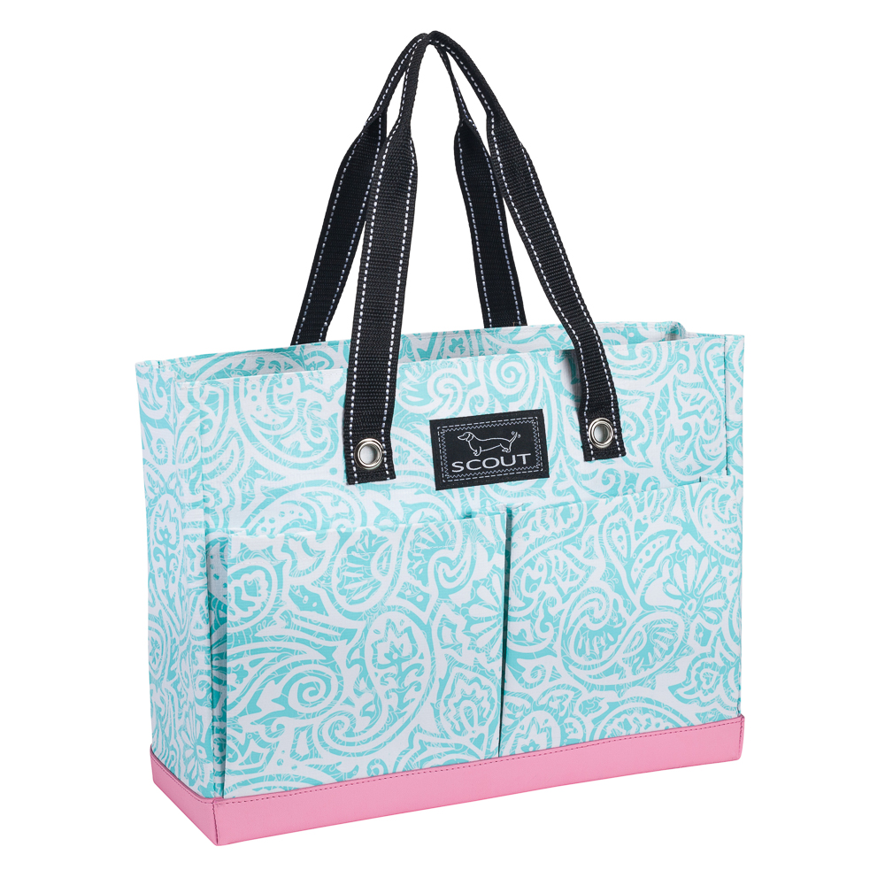 Scout Uptown Girl Tote in Seaglass