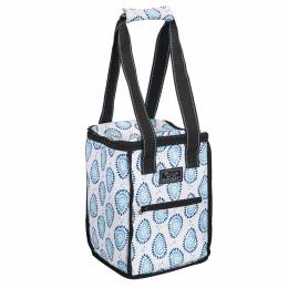 Scout Pleasure Chest Picnic Cooler in Skinny Dipper