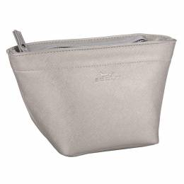Scout Crown Jewels Cosmetic Bag in Silver