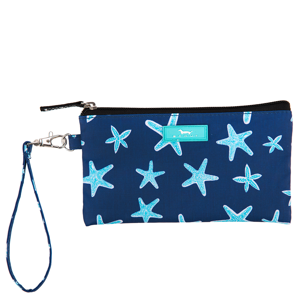 Kate Wristlet in Fish Upon a Star