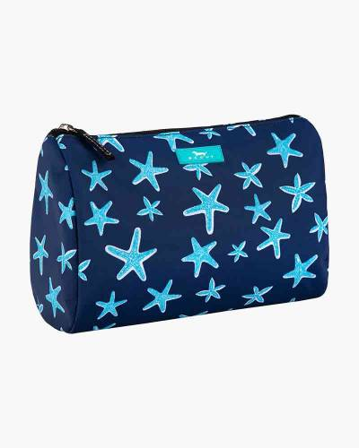 Packin' Heat Cosmetic Bag in Fish Upon a Star